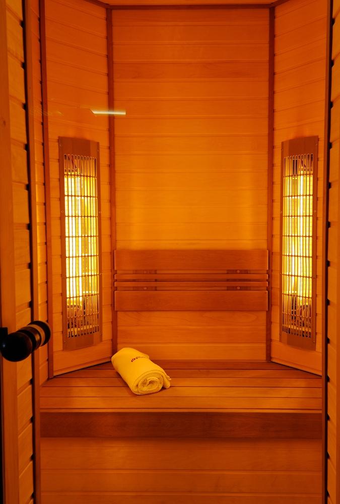 infra sauna wellness hotel bystrička martin