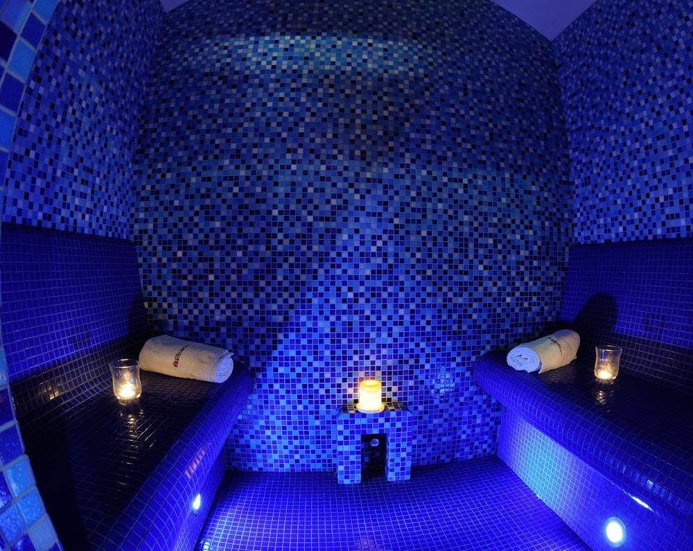parná bylinková sauna wellness hotel bystrička martin