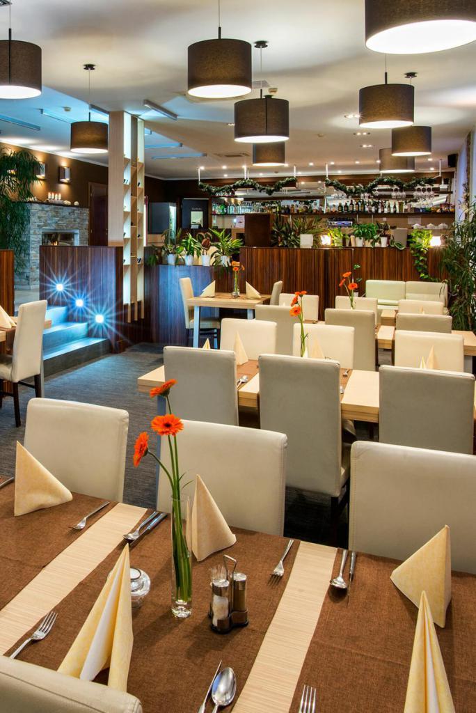 Restauracia hotel bystrička pate restaurant